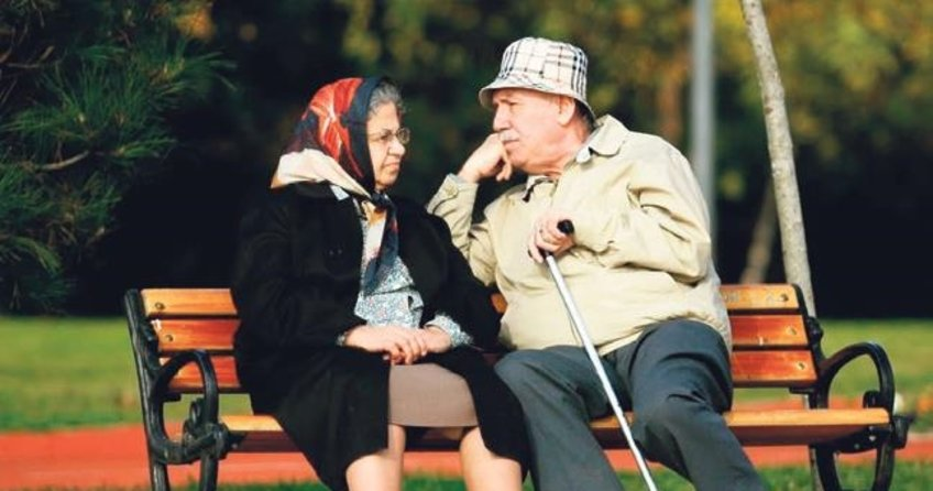 Düşük maaş alan emekliye destek