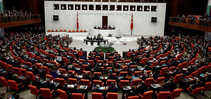 TURKISH PARLIAMENT CONDEMNS MOSQUE ATTACKS IN N.ZEALAND