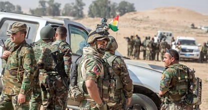 They did not hesitate to join the peshmerga when a terrorist group called Daesh started storming towns in Iraq years ago. Many members of the peshmerga left their children, wives, husbands and...