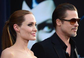 Angelina Jolie ve Brad Pitt ayrılık sonrası ilk kez görüştü