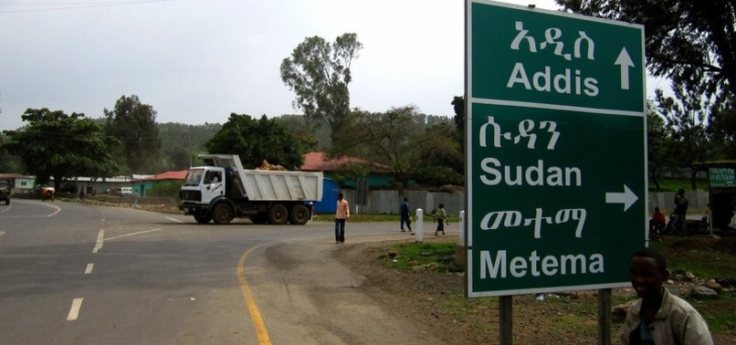 SUDAN SAYS ETHIOPIAN MILITARY PLANE VIOLATED AIRSPACE