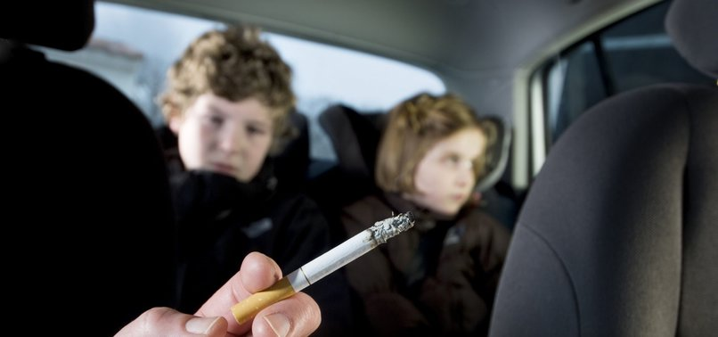 THOUSANDS OF TURKISH DRIVERS FINED FOR SMOKING IN CARS