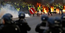 135 injured in France's Yellow Vest protests