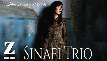 """Sinafi Trio'nun İlk Albümleri Olan """"İHO – EKHO"""""""