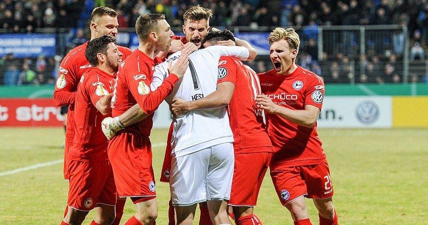 Almanya Kupası'nda 4 oyuncu değişikliği uygulandı