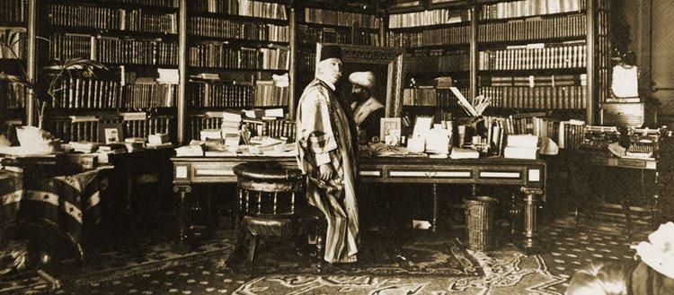Bilgi ve belge merkezi niteliğindeki Abdülmecid...