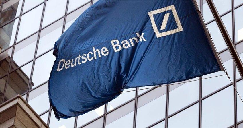 Deutsche Bank'ın net karında sert azalış