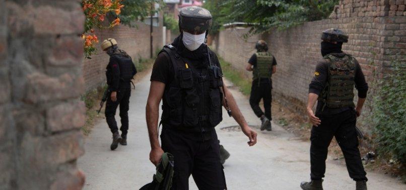 2 POLICEMEN KILLED IN INDIAN-ADMINISTERED KASHMIR