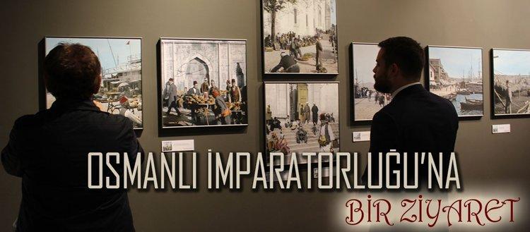 'Osmanlı İmparatorluğu'na bir ziyaret'