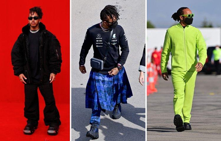 Lewis Hamilton'ın Stil Günlüğü