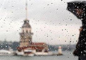 Meteoroloji uyardı! İstanbul için saat verdi