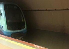 Kartal metro istasyonunda intihar girişimi gerçekleşti
