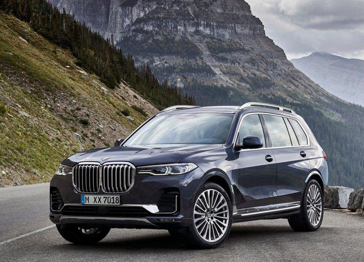 ESQ. Otomobil: BMW X7