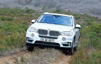 TEST · BMW X5 xDrive40e Prestige