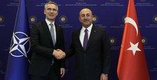 Turkish FM, NATO chief talk East Med, Nagorno-Karabakh
