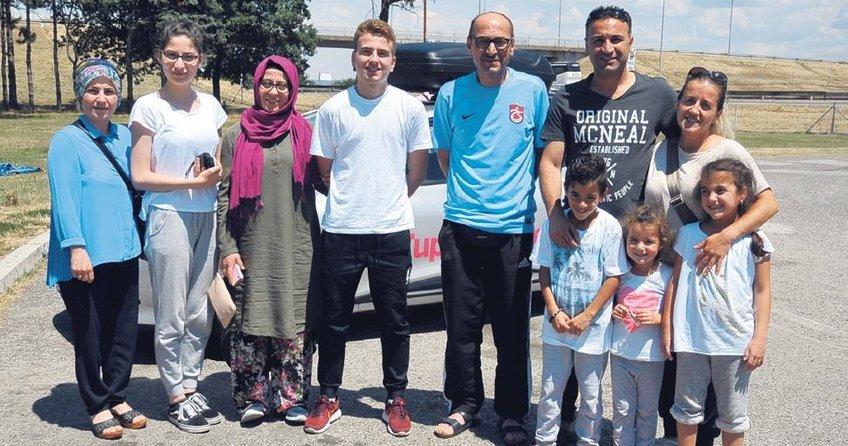 Dortmund'dan Rize'ye destek