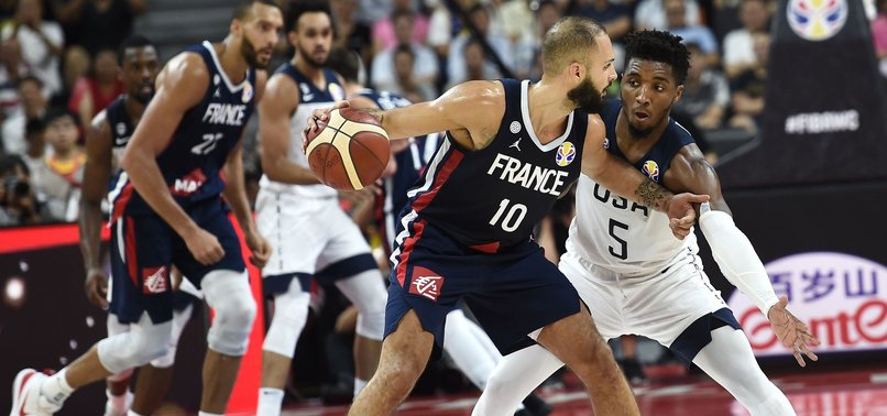 A SHOCKER: FRANCE KNOCK HOLDERS U.S. OUT OF WORLD CUP MEDAL ROUNDS