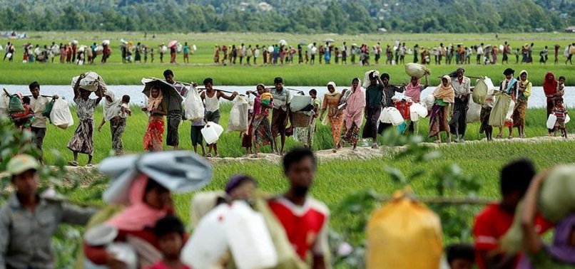 UK SAYS MYANMAR ARMY BEHIND SYSTEMATIC VIOLENCE