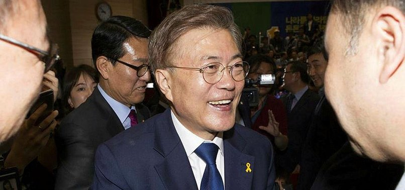 BIG WIN FOR MOON IN SOUTH KOREAN ELECTIONS