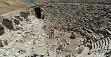2200-year-old Laodicea theater to be reopened after restoration work