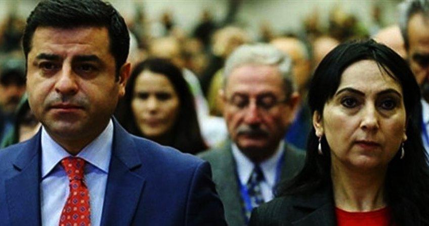 İşte HDP'li vekillerin gözaltı kararının gerekçesi