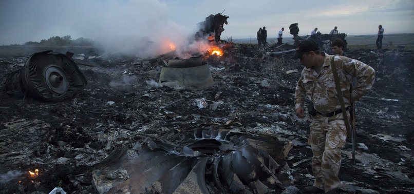AUSTRALIA, NETHERLANDS, RUSSIA LAUNCH TALKS OVER MH17 DOWNING