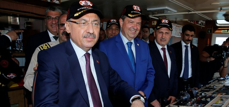 ERDOĞAN AIDE SAYS TURKEY WILL RESOLUTELY CONTINUE DRILLING ACTIVITIES IN EASTERN MEDITERRANEAN