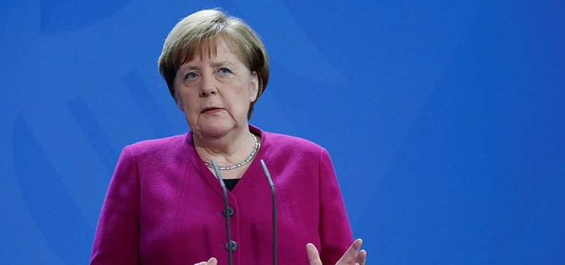 EU SHOULD HAVE ITS OWN AIRCRAFT CARRIER: MERKEL