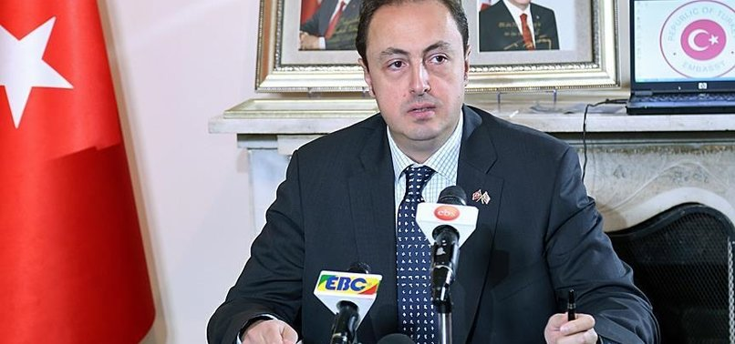 GULEN EYEING BROADER POLITICAL INFLUENCE: TURKISH ENVOY