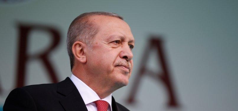 PRESIDENT ERDOĞAN: TURKEY TO REMAIN IN IDLIB, HELP PEOPLE IN NEED