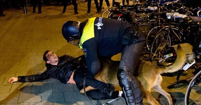 Hollanda'nın insanlık dışı muamelesine halk cezayı kesiyor
