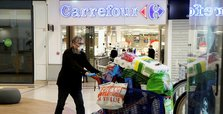 Carrefour agrees to suspend