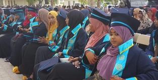 Maarif schools take hold in Somalia with new graduates
