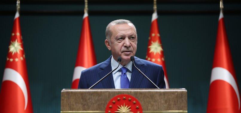 ERDOĞAN ON GAS DISCOVERY: MORE GOOD NEWS MAY AWAIT TURKEY