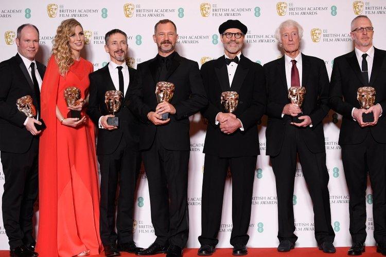 BAFTA ödülleri sahiplerini buldu!