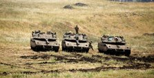 Israel dispatches tanks to Gaza border as tensions rise