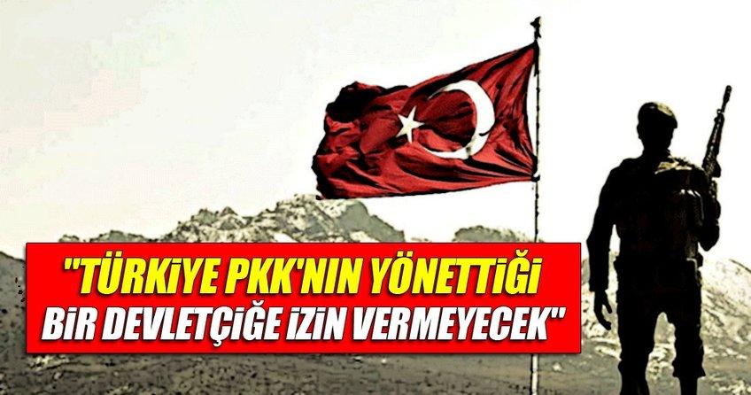 İbrahim Kalın: Türkiye'nin Kürtlerle bir problemi yoktur