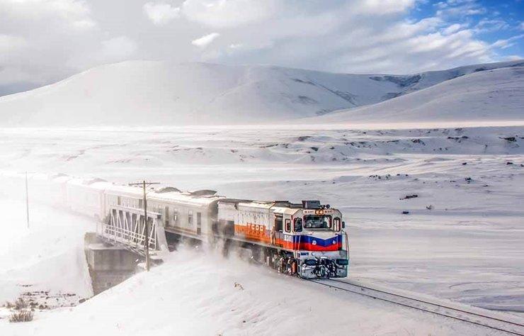 Masalsı bir yolculuk için Türkiye'den en güzel 5 tren rotası...