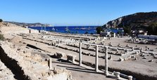 Knidos: Ancient city where Aegean, Mediterranean meet