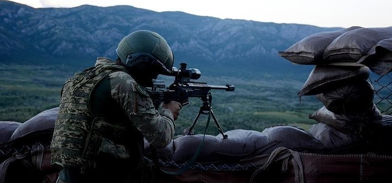 TURKISH FORCES 'NEUTRALIZE' 115 TERRORISTS IN APRIL