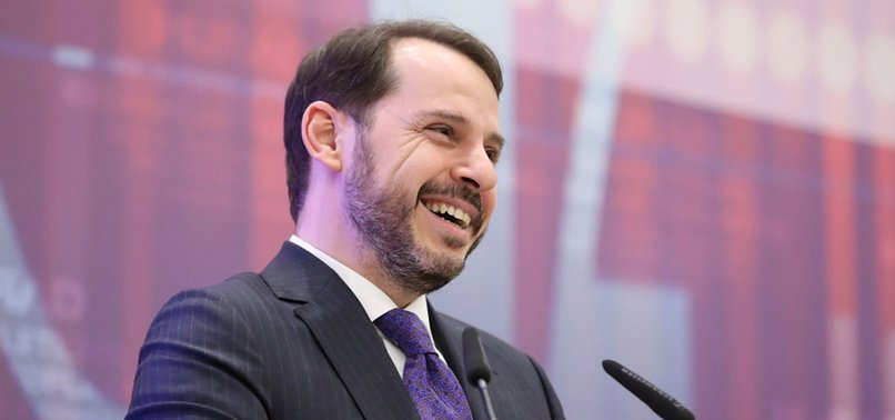 2020 CONSIDERED AS SIGNIFICANT FOR FOREIGN DIRECT INVESTMENTS INTO TURKEY: FINANCE MINISTER ALBAYRAK