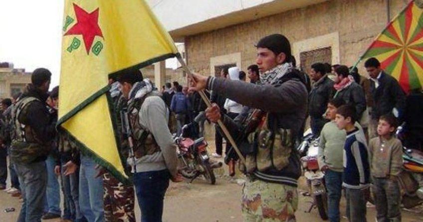 PYD/PKK küçük Suriyeli çocukların beynini yıkıyor