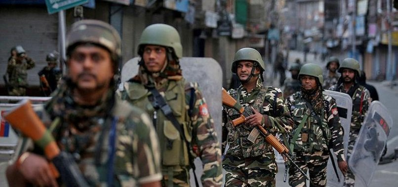 INDIA KEEPS LID ON KASHMIRS INTERNET 6 MONTHS INTO LOCKDOWN