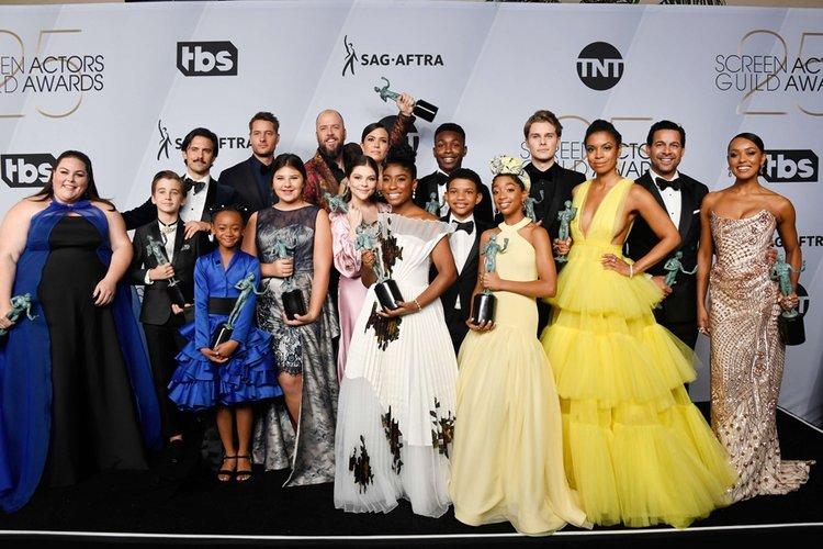 SAG Awards 2019 Oyuncular Birliği Ödülleri sahiplerini buldu