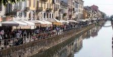 Italy records 87 new coronavirus deaths, 516 new cases