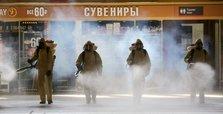 Russia reports 6,611 new coronavirus infections