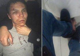 Reina saldırganı Abdulgadir Masharipov Esenyurt'ta yakalandı! İşte yakalanma anı