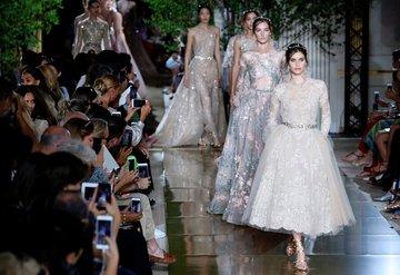 Zuhair Murad Haute Couture 2017/18 Sonbahar-Kış koleksiyonu