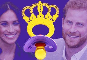 Meghan Markle ve Prens Harry bebek hediyesi yerine bağış istiyor