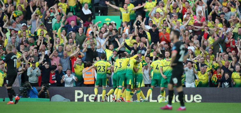 PUKKI SHINES AS NORWICH INFLICT STUNNING DEFEAT ON MANCHESTER CITY